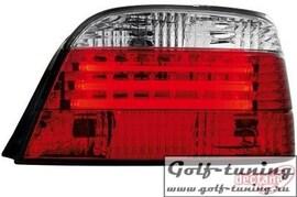 BMW E38 95-02 Фонари красно-белые