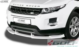 Range Rover Evoque 11-16 Накладка на передний бампер VARIO-X
