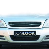 Opel Vectra С 02-05 Решетка радиатора без значка черная