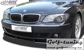 BMW E65 / E66 05- Спойлер переднего бампера VARIO-X