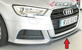 Audi A3 8V 16- Накладка на S-Line передний бампер/сплиттер