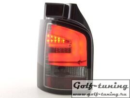 VW T5 GP 09-15 Фонари светодиодные, тонированные