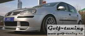 VW Golf 5 Накладки на пороги JMS