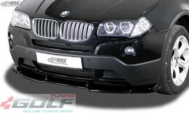 BMW X3 E83 03-10 Спойлер переднего бампера VARIO-X