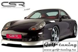 Porsche 911/996 97-02 Накладка на передний бампер
