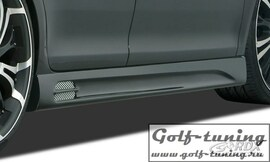 Seat Ibiza 99- Накладки на пороги GT4 ReverseType