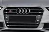 Audi S4 11- Решетка радиатора platinumgrau