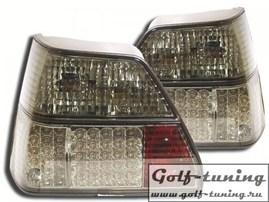 VW Golf 2 Фонари светодиодные, тонированные