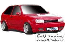 VW Polo 86c 91-94 Передний бампер Rs2
