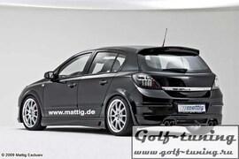 Opel Astra H 5D Пороги
