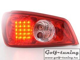 Peugeot 306 97-00 Фонари светодиодные, красные