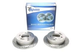 Hyundai XG/Sonata V/Tucson/Kia Magentis/Sportage Комплект спортивных тормозных дисков