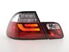 BMW 3er E46 Coupe 03-07 Фонари светодиодные красные