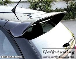 Seat Ibiza 99-02 Спойлер на крышку багажника