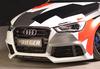 Audi A3 8V 3/5Дв 12-16 Передний бампер
