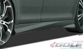 "Renault Megane 4 Седан/Универсал Накладки на пороги ""Turbo-R"""