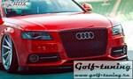 Audi A4 B8/B81 Спойлер переднего бампера VARIO-X