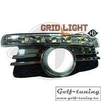 Mercedes W204 07-11 Дневные ходовые огни