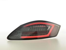 Porsche Boxster Typ 987 04-09 Фонари светодиодные Lightbar тонированные