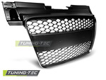 Audi TT 06-14 Решетка радиатора RS-Style черная