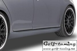VW Golf 5/Jetta 5/Golf 6 Накладки на пороги