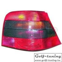 VW Golf 4 Фонари красно-тонированные 2213094+2213095