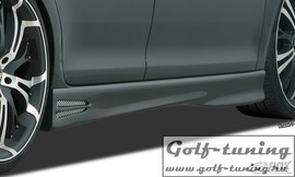 Mitsubishi Galant 96- Накладки на пороги GT4