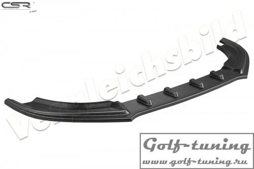 Mercedes W204/S204 AMG-Line 07-11 Накладка на передний бампер Cupspoilerlippe