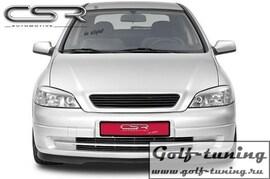 Opel Astra G 98-05 Реснички на фары