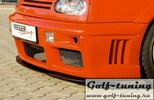 VW Golf 3 Передний бампер RS-Four Look