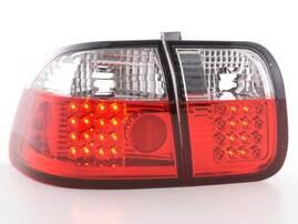 Honda Civic 3-дв. Typ EJ9/EK1/2/3 96-01 Фонари светодиодные тонированные