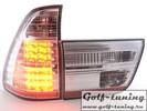 BMW X5 E53 98-02 Фонари светодиодные, хром
