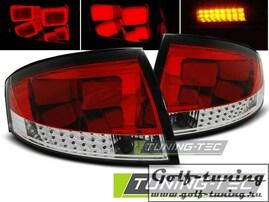 Audi TT 8N 99-06 Фонари светодиодные, красно-белые с светодиодным поворотником