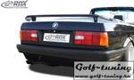 BMW E30 Спойлер на крышку багажника
