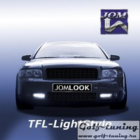 Audi A4 8E 00-04 Дневные ходовые огни JOM