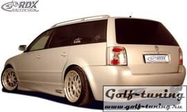 VW Passat B5 / B5+ Накладки на пороги GT4