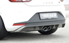 Seat Leon 5F/VW Golf 7 Глушитель Rieger
