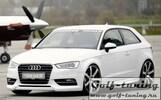 Audi A3 8V 5Дв 12-16/16- Накладки на пороги