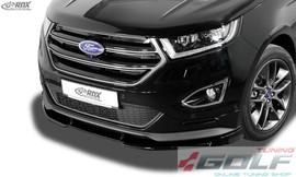 Ford Edge 2 ST Line 15- Накладка на передний бампер VARIO-X