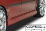 VW Golf 5 Накладки на пороги в стиле R32