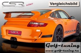 Porsche 911/997 GT/3 Купе 04-12 Спойлер на крышку багажника SX-Line design