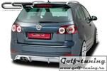 VW Golf Plus 09- Накладка на задний бампер O-Line design