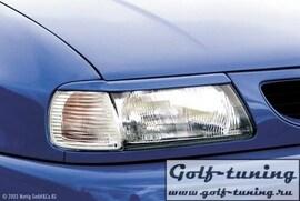 Seat Ibiza 6K/Cordoba KC 93-99 Реснички на фары