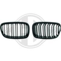 BMW F20 11-15 Решетки радиатора (ноздри) матовые, в м стиле