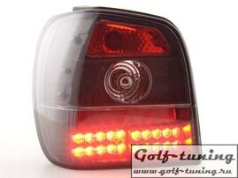 VW Polo 6N 94-99 Фонари светодиодные, черные