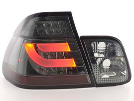 BMW 3er E46 Седан 02-05 Фонари светодиодные тонированные