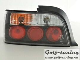 BMW E36 Купе Фонари черные