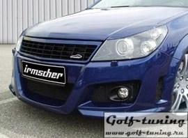 Opel Astra H GTC Передний бампер