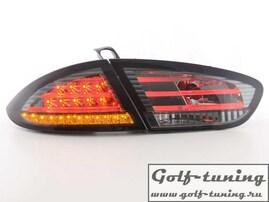 Seat Leon 1P1 09- Фонари светодиодные, тонированные