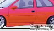 Opel Corsa B 3Дв Пороги